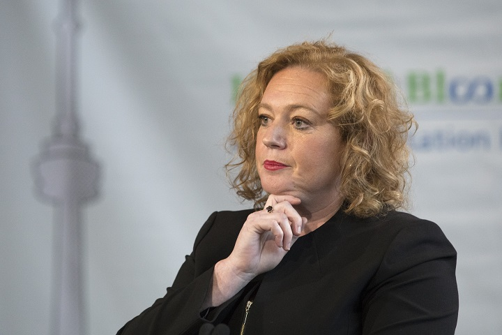 PC MPP Lisa MacLeod who has been under fire over changes to autism funding, is now travelling with a provincial police detail following alleged threats.