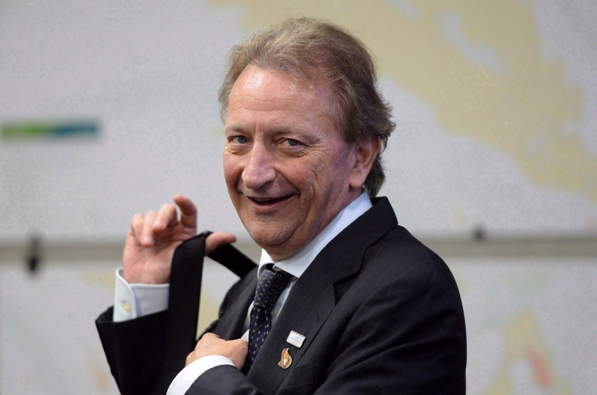 Embattled Senators owner Melnyk has once again incurred the wrath of some his team's fans after making contentious comments on an Ottawa radio show Friday morning.