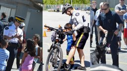 Continue reading: Surrey RCMP Open House