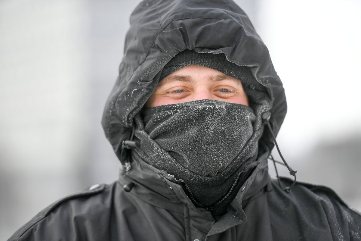 Environment Canada has issued an extreme cold alert for central Ontario.
