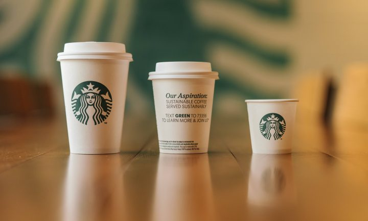 Starbucks will test out environmentally sustainable cups in Vancouver.