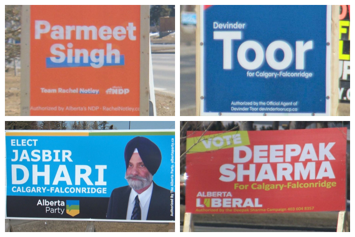 Are election signs still relevant?.