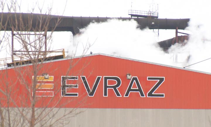Evraz has been fined $100,000 after a workplace injury at the company's Regina facility.