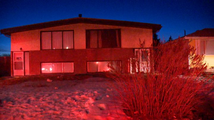Calgary firefighters were called to a duplex in the 2000 block of 39 Street S.E. at around 2:30 a.m. on Tuesday, March 19, 2019.
