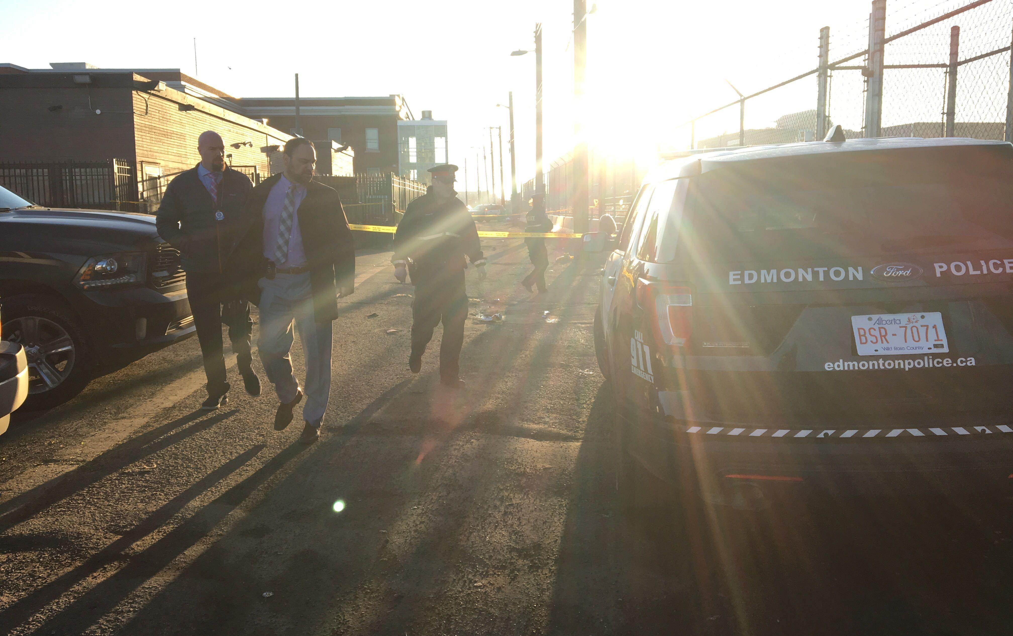 Police Investigate Woman U2019s Death Near Downtown Edmonton