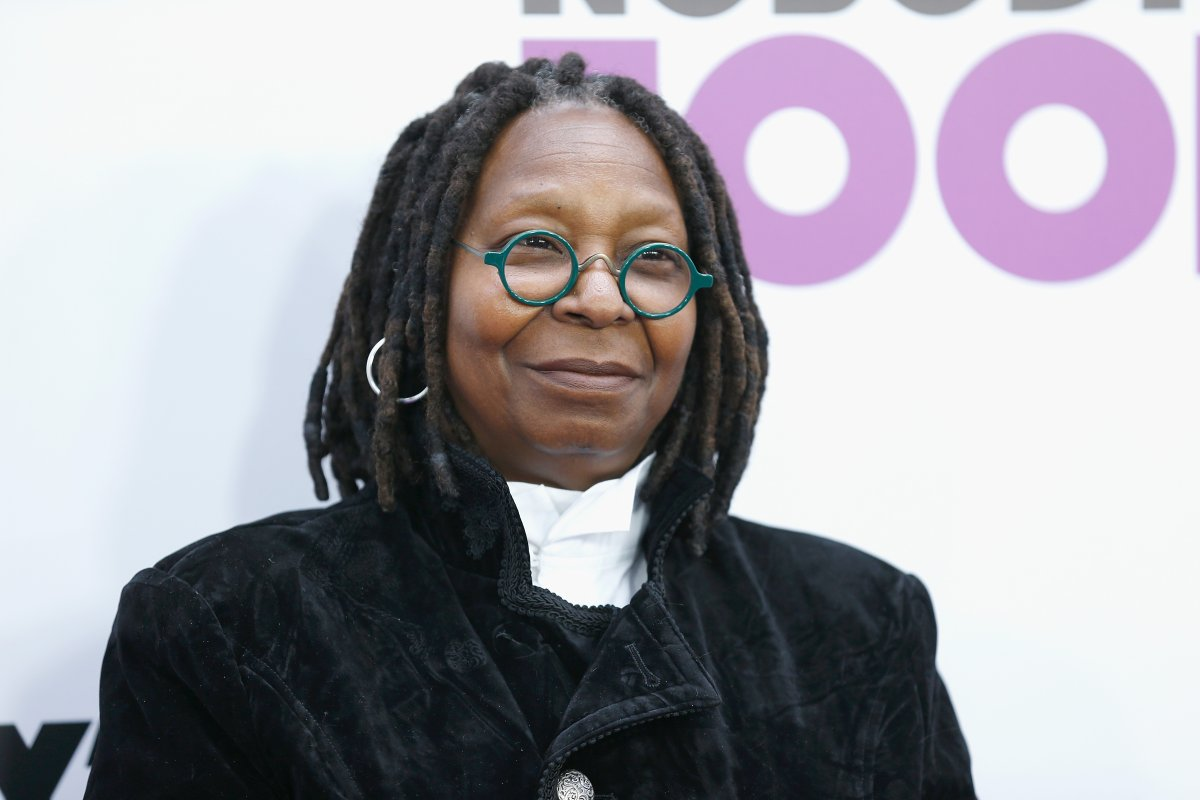 Whoopi Goldberg attends the 'Nobody's Fool' New York premiere at AMC Lincoln Square Theater on Oct. 28, 2018, in New York City.