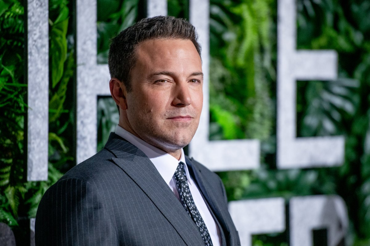 Actor Ben Affleck attends the 'Triple Frontier' World Premiere at Jazz at Lincoln Center on March 03, 2019 in New York City.