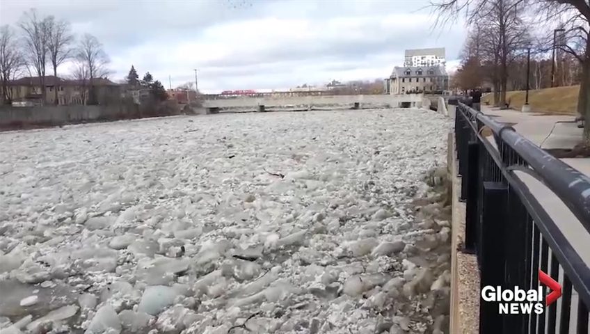 Conservation authority issues flood warning, watch across Grand River watershed - image