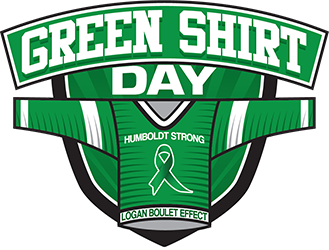 Green Shirt Day aims to raise awareness for Organ donation.