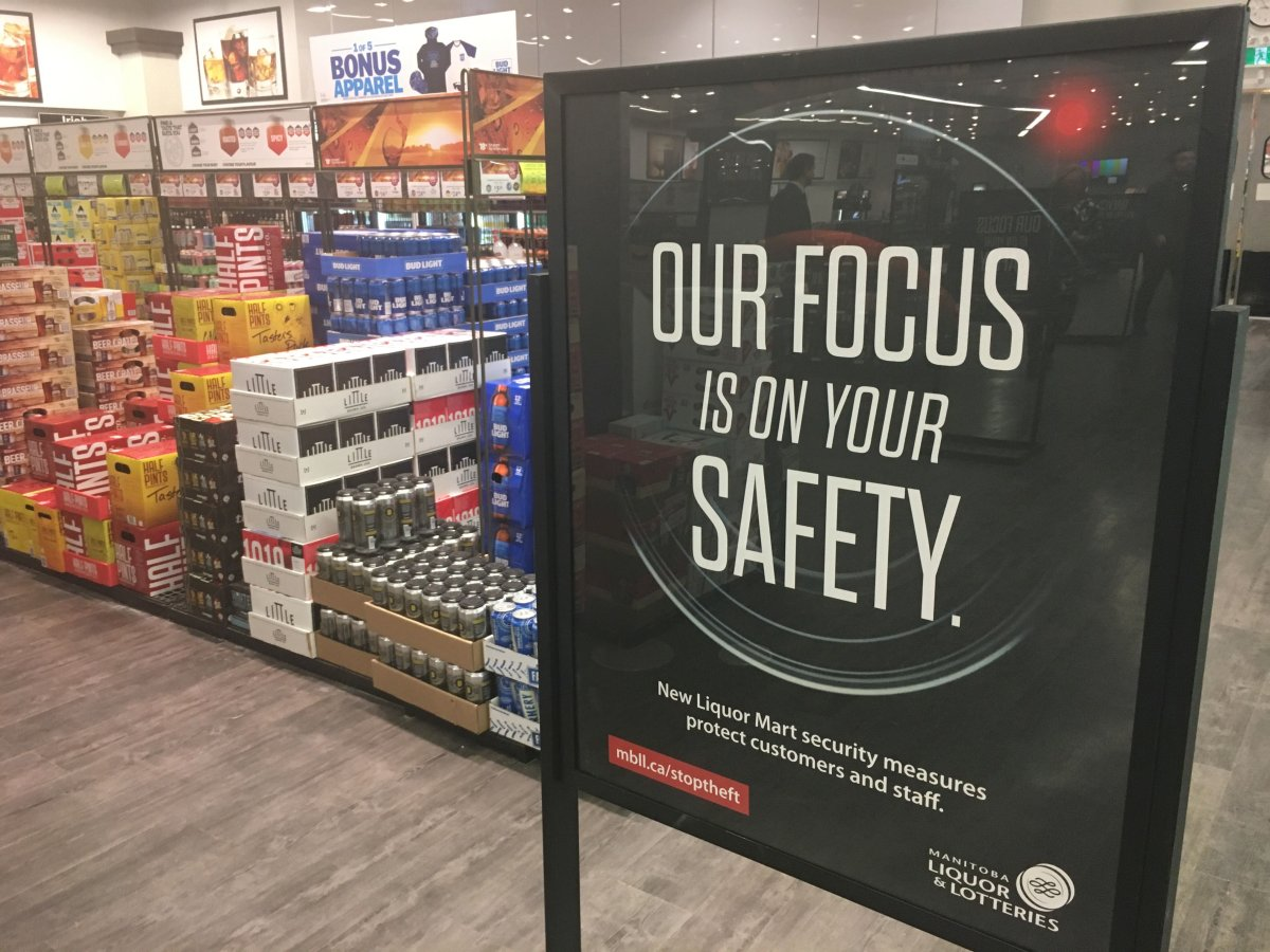 Manitoba Liquor Marts are ramping up security measures.