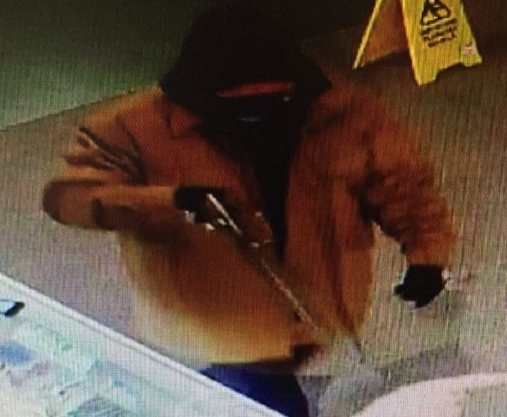 Police in Kamloops are asking for public assistance after a cannabis dispensary was robbed on Thursday evening.