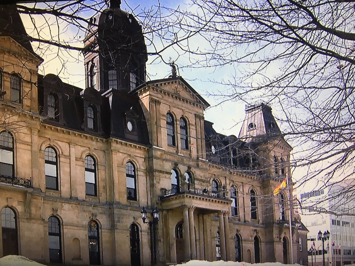 The issue of binding arbitration as it relates to the New Brunswick nursing home workers dispute was a major issue in the provincial legislature.