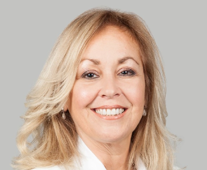 City councillor Lynne Shand in an undated photo on the city of Montreal website. Shand is facing backlash over comments she made on social media.