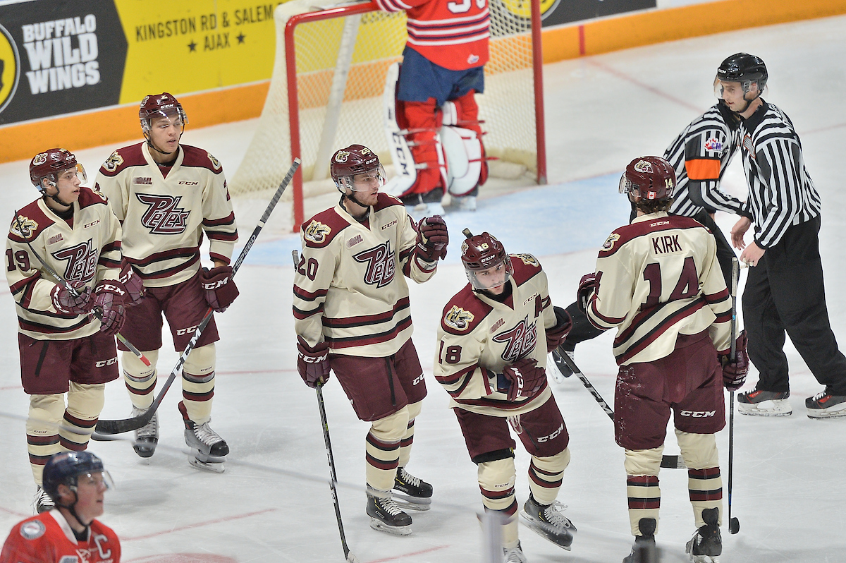 The Peterborough Petes 2019-2020 home opener is Oct. 17.