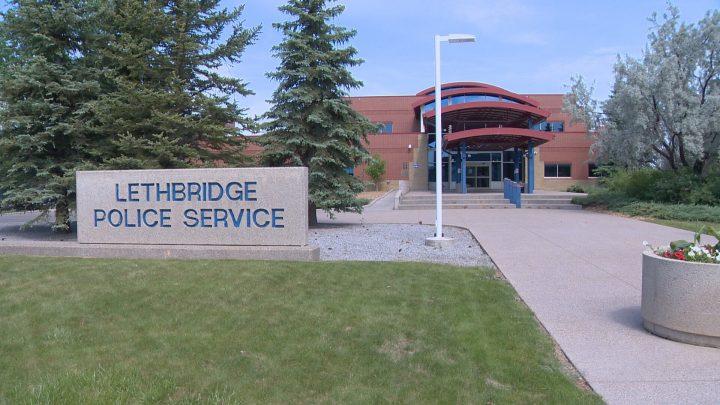 File: Lethbridge Police Service.