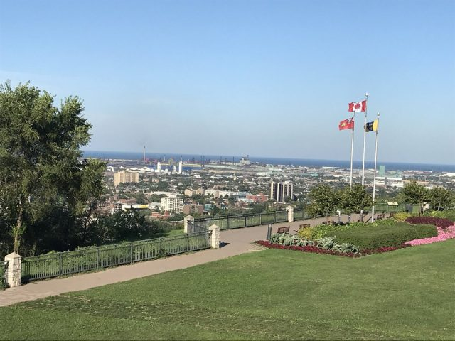 The redevelopment of Sam Lawrence Park is one of many projects that Hamilton politicians hope will be funded through a federal, provincial infrastructure program.