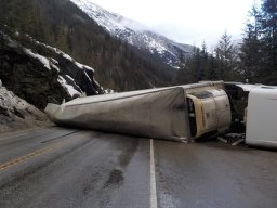 Continue reading: Revelstoke RCMP: Two separate semi crashes on Trans-Canada Highway