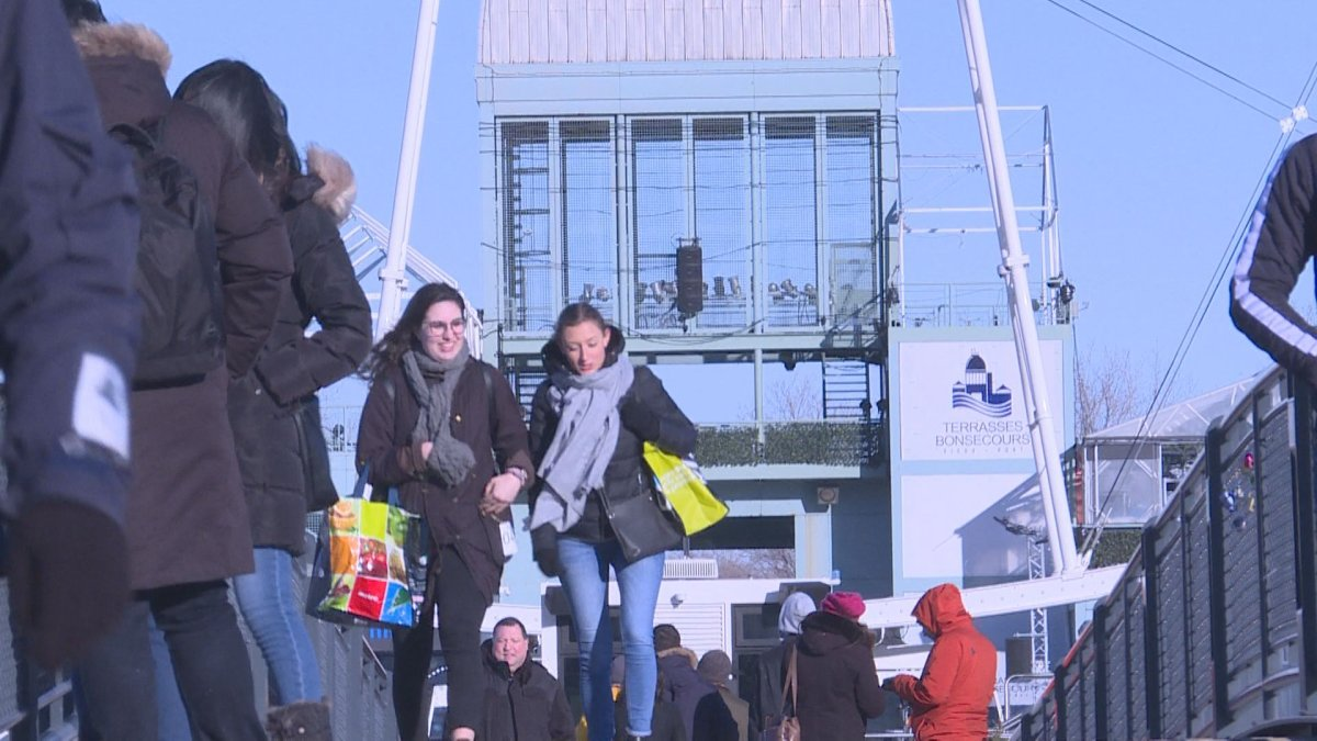 Thousands are enjoying the time off across Quebec as spring break kicks off.