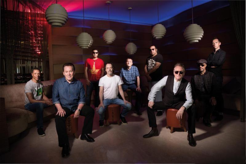 UB40 announces 40th Anniversary Tour.