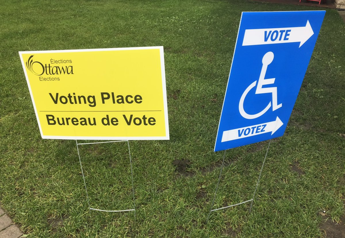 The Rideau-Rockcliffe byelection is expected to cost the City of Ottawa nearly $330,000.