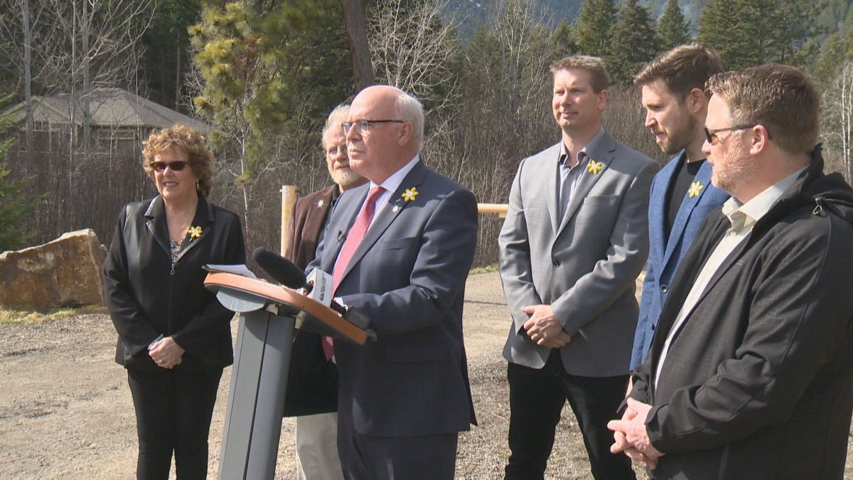 The City of West Kelowna announces it has purchased new land for its proposed water treatment plant.