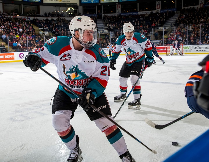 It's a busy weekend for the Kelowna Rockets with three games in three days. On Friday, Kelowna lost 7-4 to Vancouver. On Saturday and Sunday, the Rockets will host the Portland Winterhawks.