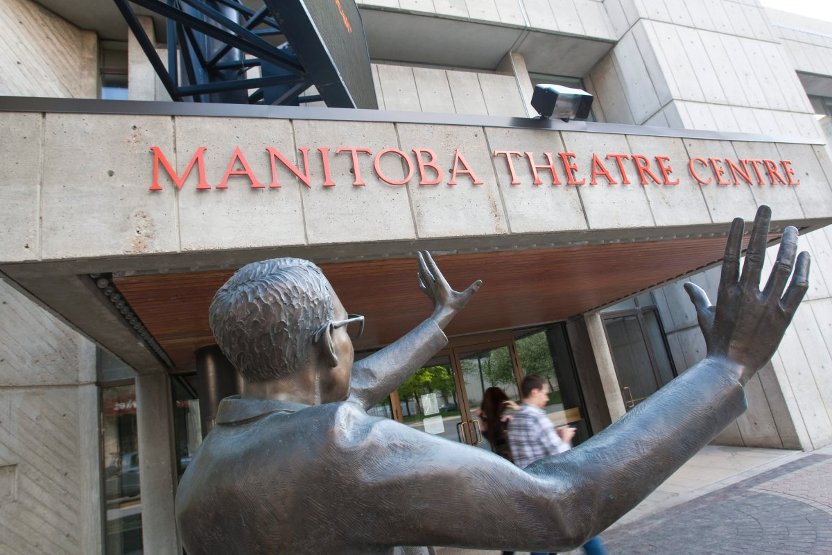 Manitoba Theatre Centre is pictured in Winnipeg Sunday May 22, 2011. Founded in 1958 by John Hirsch and Tom Hendry, Royal Manitoba Theatre Centre (RMTC) is Canada's oldest English-language regional theatre.
