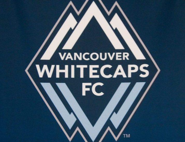 Vancouver Whitecaps FC soccer team logo.