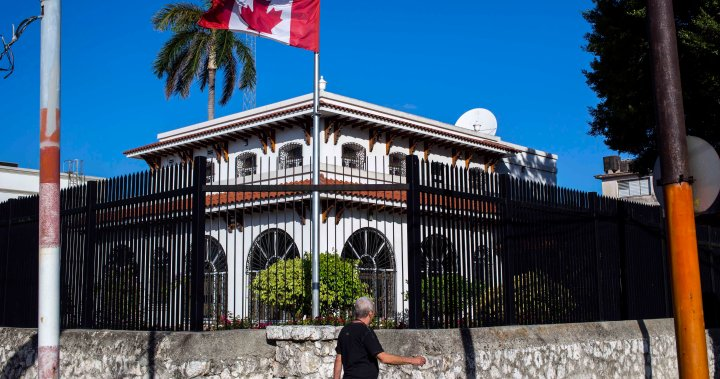 Canadian officials warned staff bound for Cuba to stay silent on 'Havana syndrome'