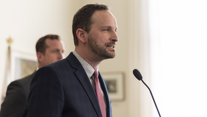 The Saskatchewan NDP is calling on Premier Scott Moe's government to introduce legislation that would protect students' abilities to form gay-straight alliances.