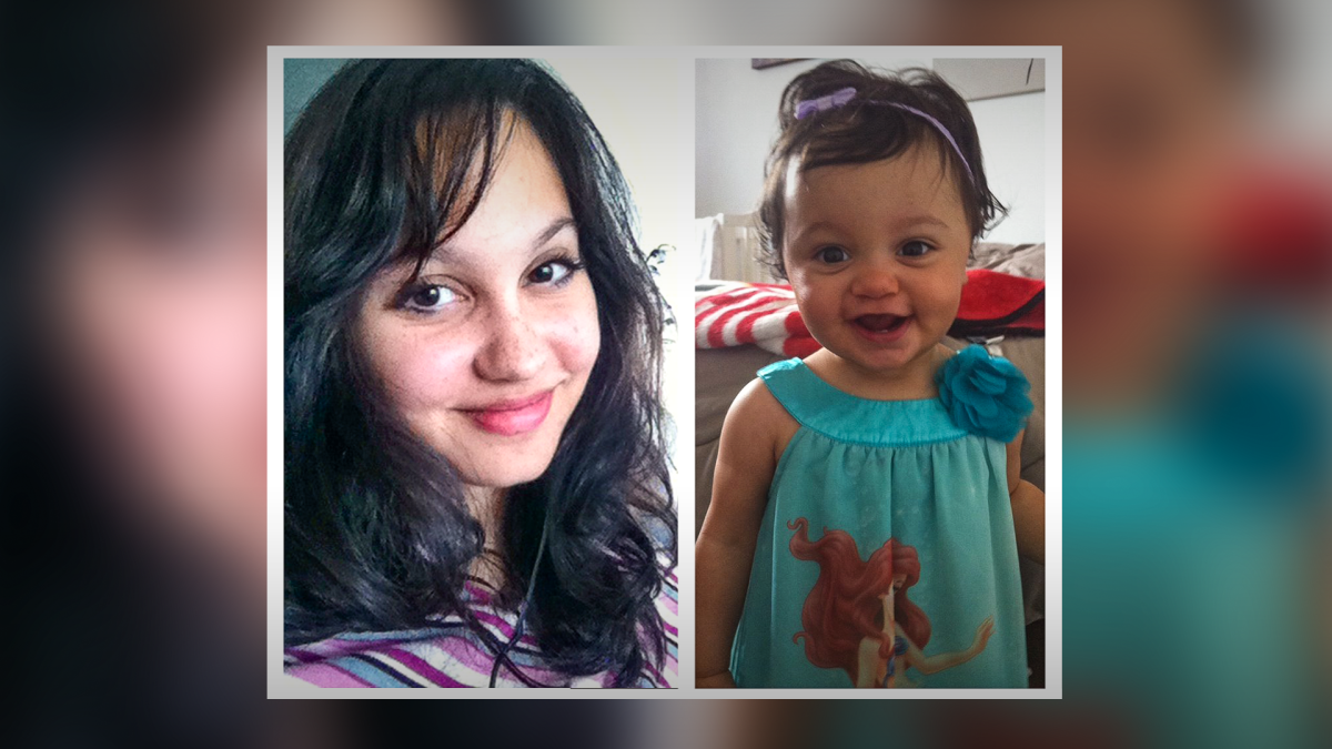 Mother and daughter, Jasmine Lovett and Aliyah Sanderson were reported missing from their Cranston home on April 23, 2019.