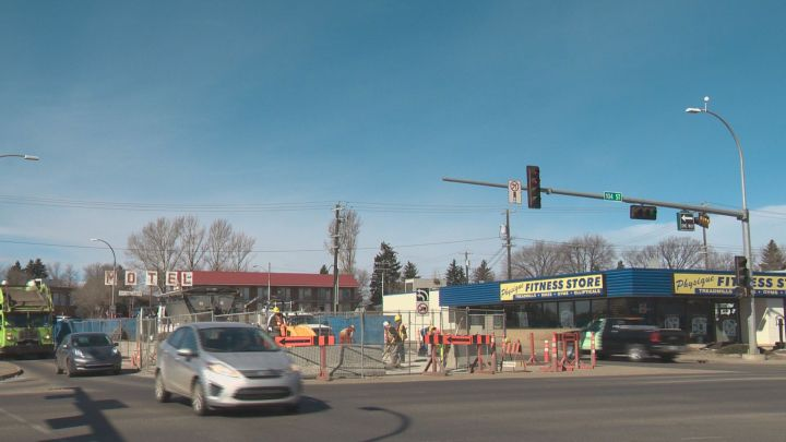 It's been a traffic nuisance in south Edmonton for months but on Tuesday, EPCOR confirmed it has now completed its repair work on Allendale Road after a large hole under the pavement was discovered last summer.
