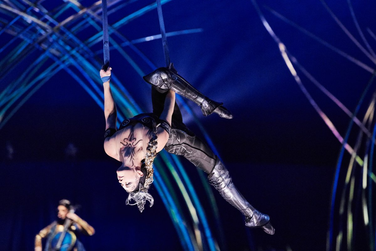 Amaluna is coming to Winnipeg in September.