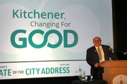 Continue reading: Berry Vrbanovic recalls the evolution of Kitchener over the past decade