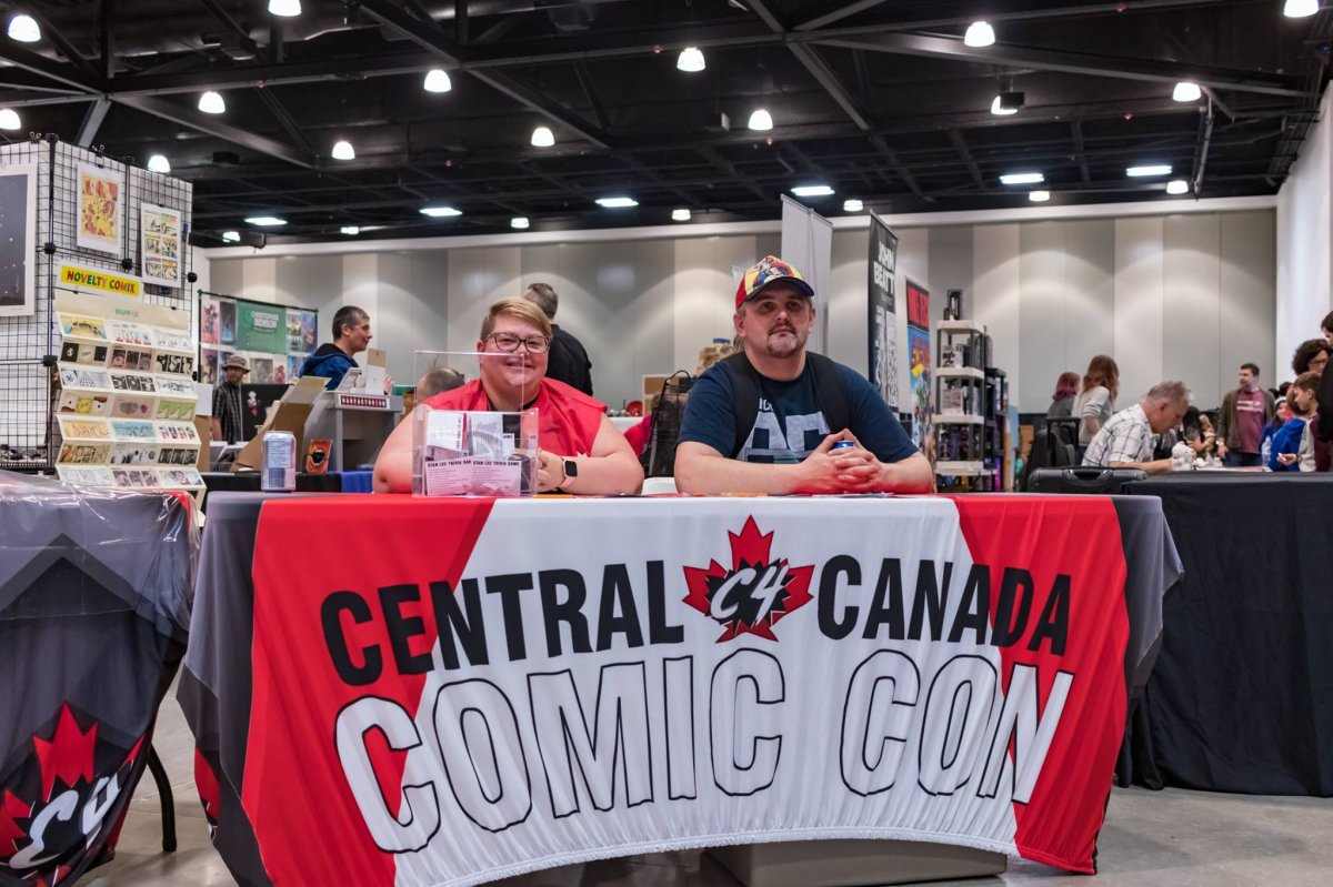 Central Canada Comic Con has shut its doors permanently.