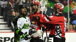 Continue reading: Calgary Roughnecks juggle lacrosse, family and 9-to-5 jobs en route to league final