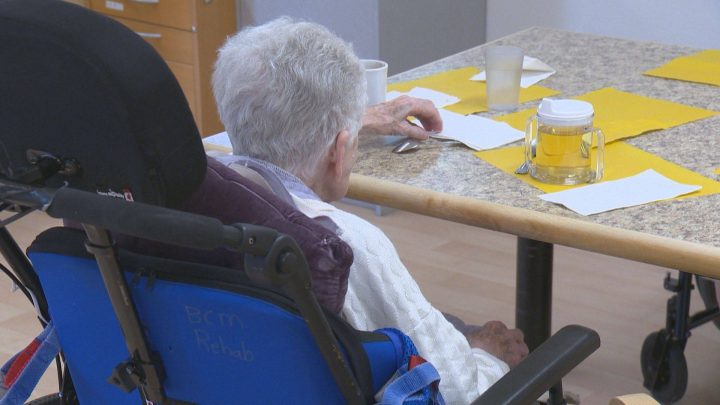 Little Ox Film Company sending videos from loved ones to residents in seniors' homes who are in isolation and might not have access to Skype or Facetime.