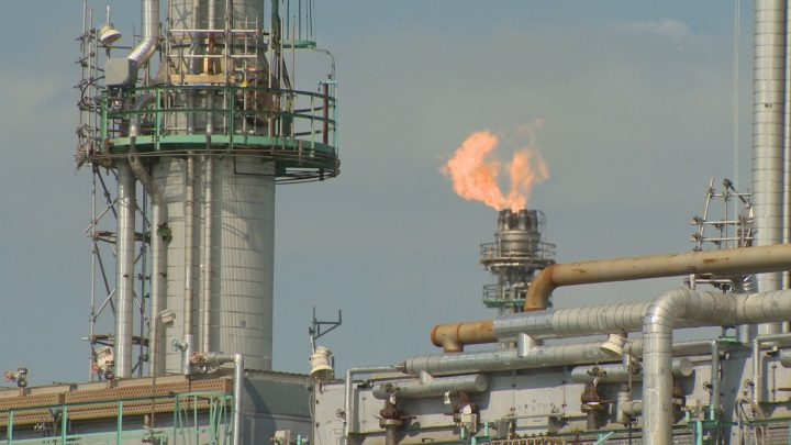 The Co-op Refinery Complex will begin constructing an onsite work camp on Tuesday after Unifor Local 594 declared an impasse in September.