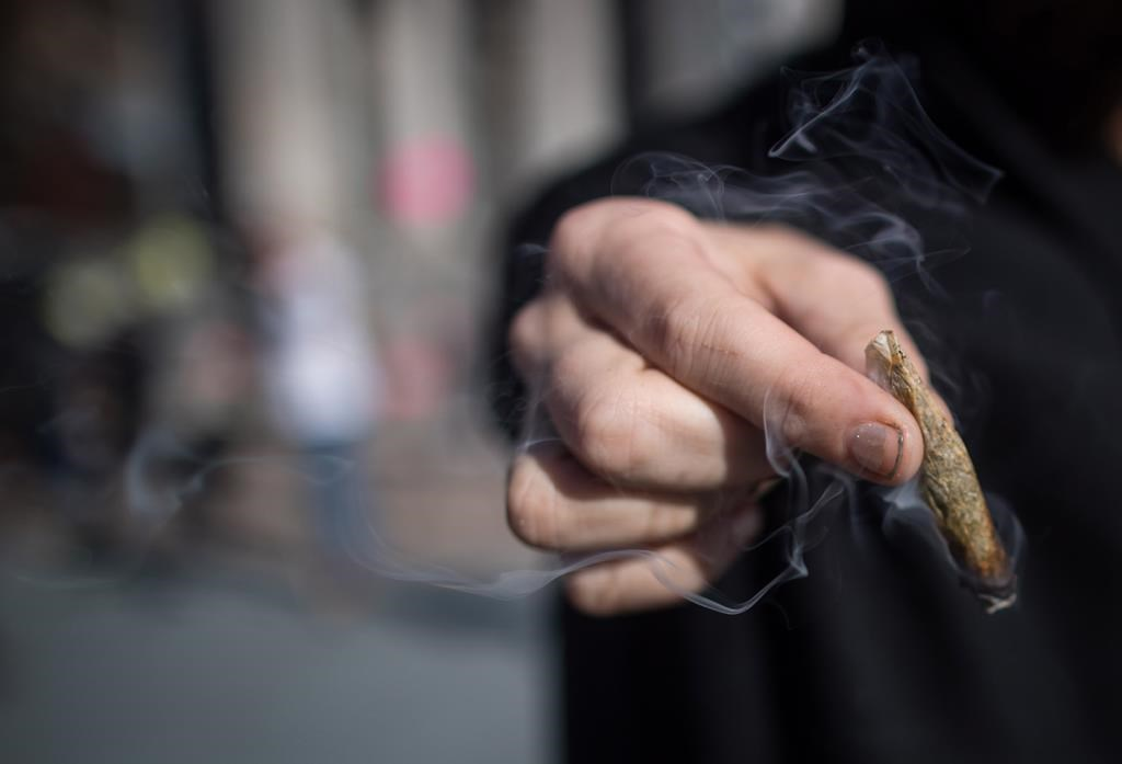 A UBC study of 2,500 DTES drug users found cannabis helped 20 per cent of them stay with treatment beyond six months.