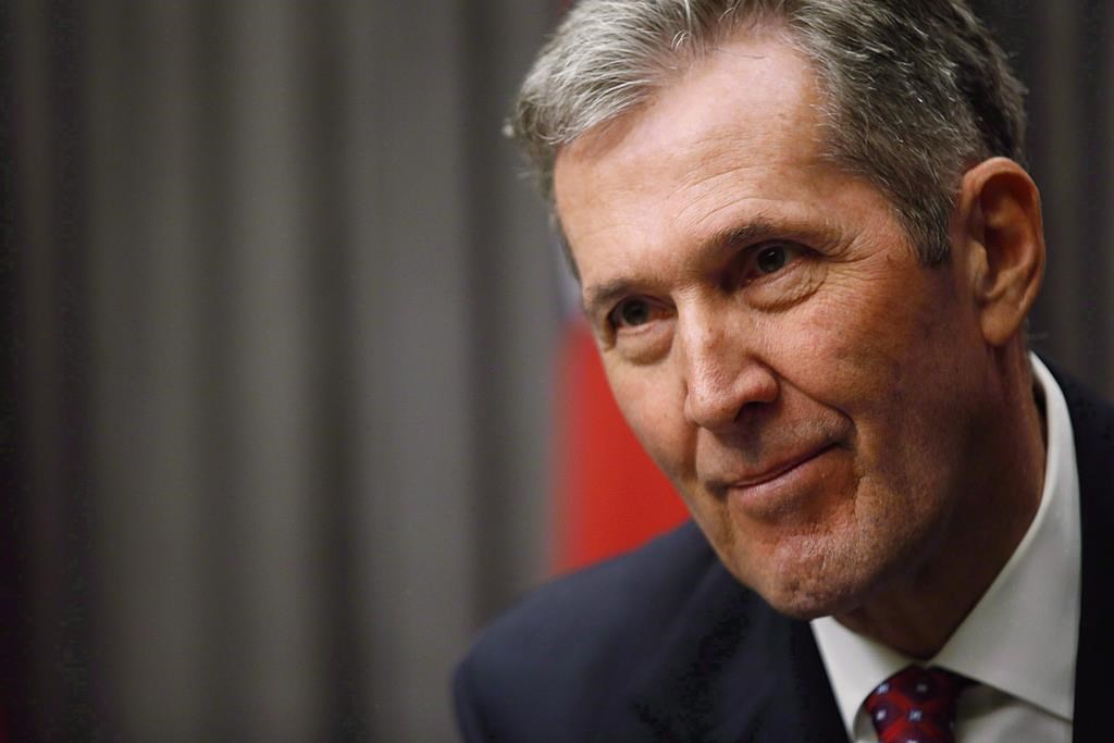Progressive Conservative leader Brian Pallister is promising more health-care money and a new emergency department if re-elected Sept. 10.