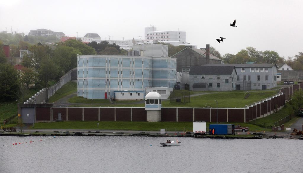 Her Majesty's Penitentiary, a minimum security penitentiary in St. John's, NL, overlooks Quidi Vidi Lake on June 9, 2011.