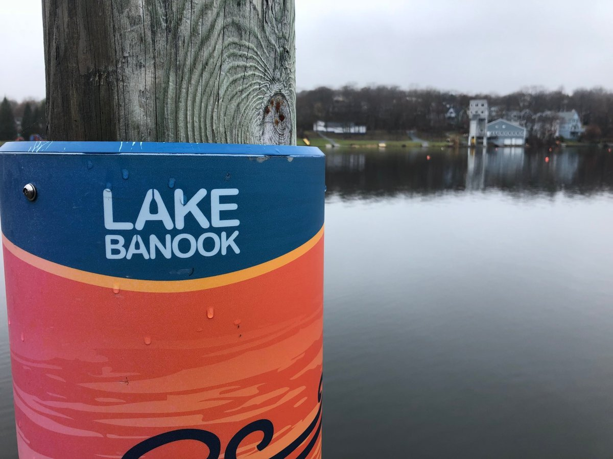 Lake Banook is seen in this file photograph.