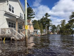 Continue reading: New Brunswick officials warning residents to avoid contact with floodwater that could contain sewage