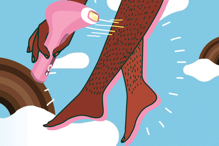 What To Know About Laser Hair Removal As A Woman Of Colour