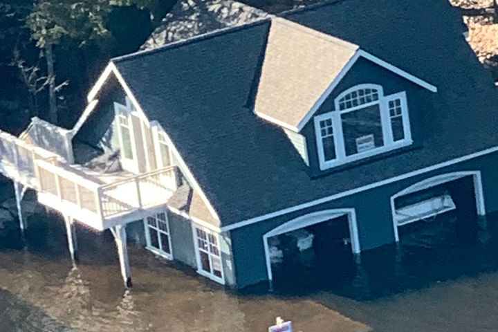 Muskoka Lakes had previously declared a state of emergency due to extensive flooding.
