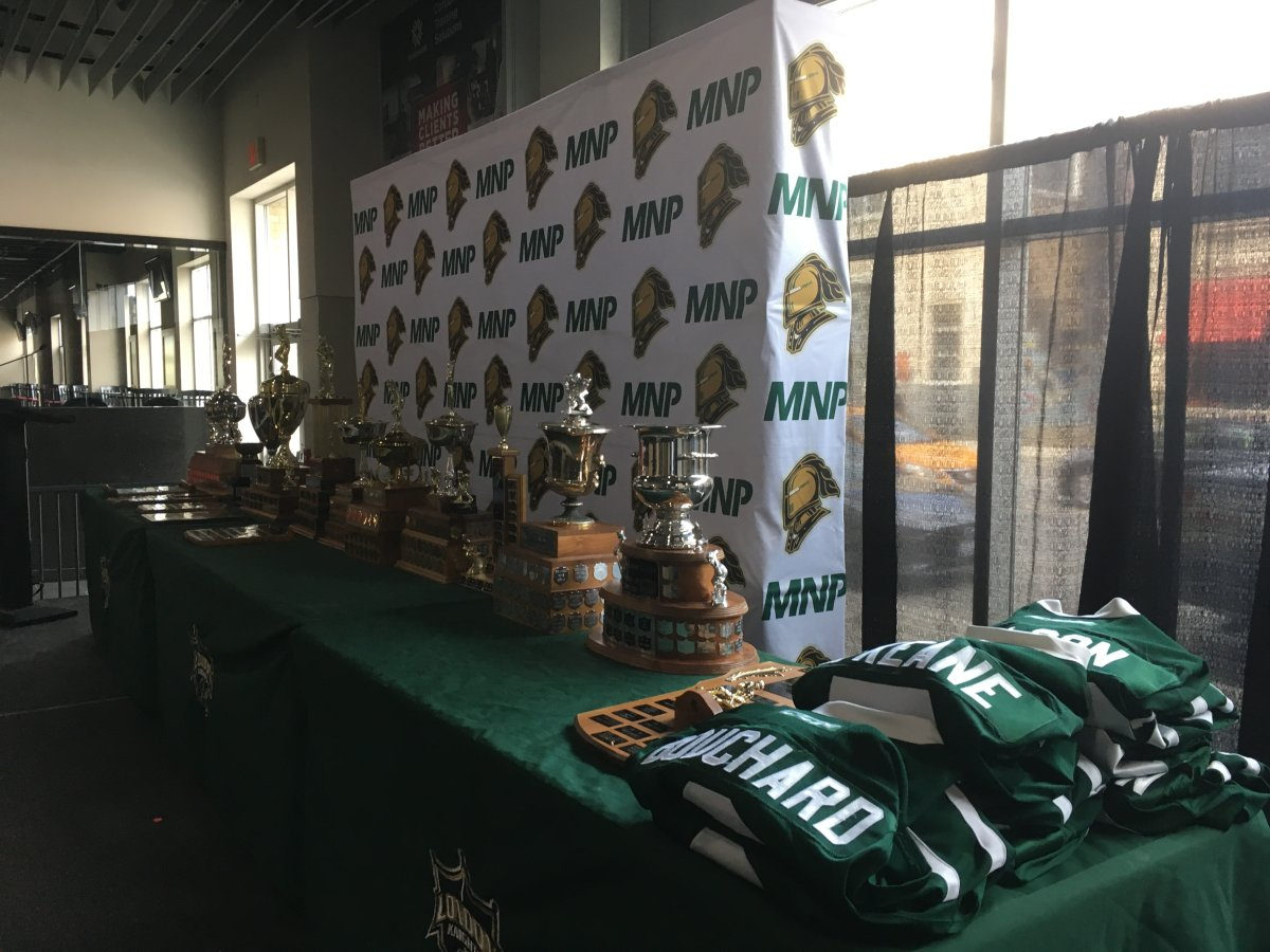 London Knights end 2018-19 OHL season with annual awards ceremony - image