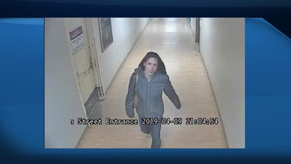 Melanie Beskorowany is wanted by Hamilton police in connection with several thefts in the city.
