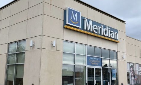 Meridian Credit Union confirmed in a statement on Tuesday that it had received a security threat on Easter Monday.