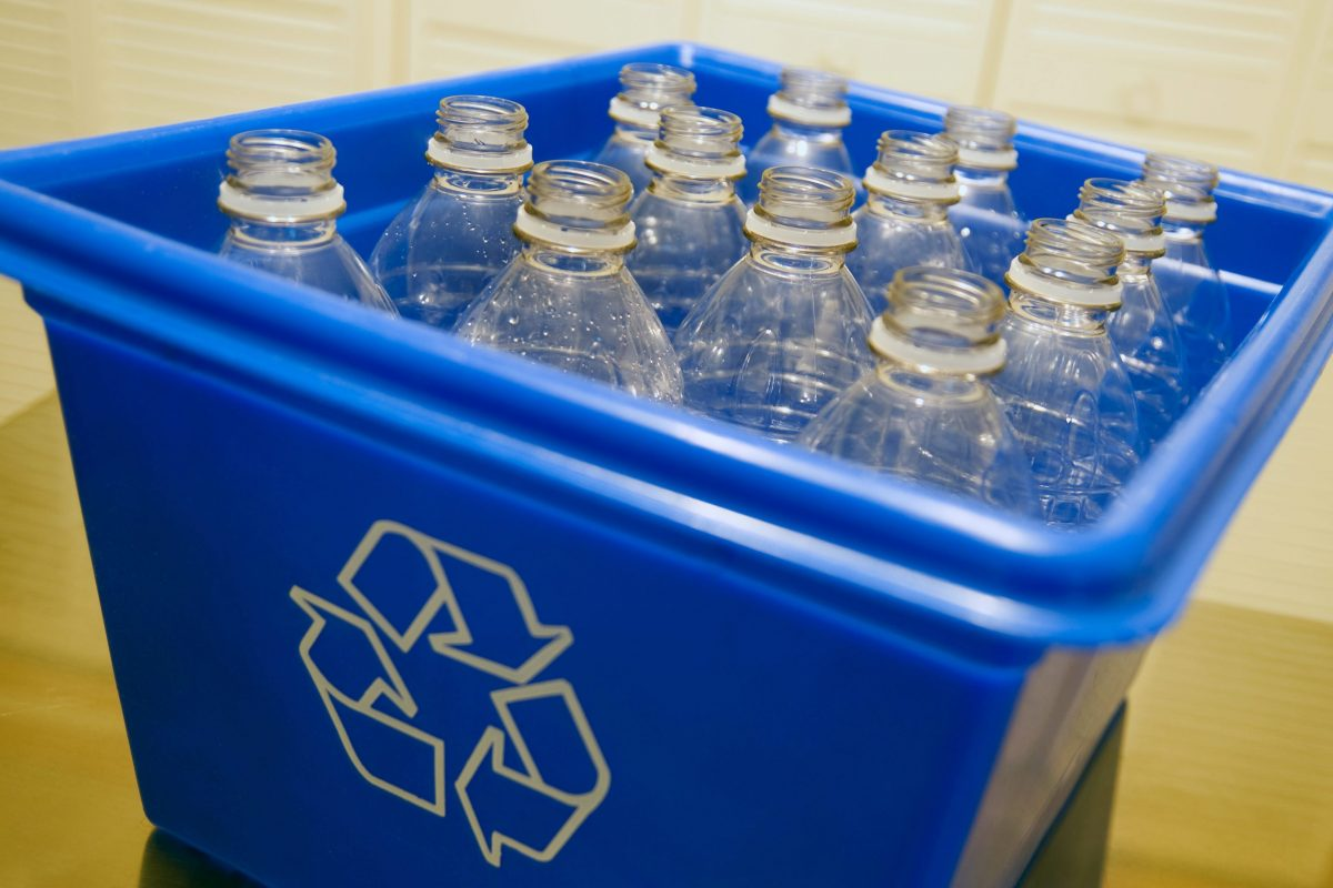 Up to 30 percent of what is put into blue boxes is sent to landfill, according to a report.