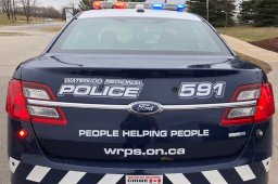 Continue reading: Waterloo police urge drivers to lock their vehicles following rise in reported thefts
